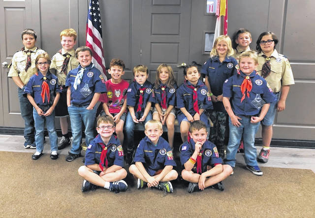 Cub Scout Pack 3307 is one of the packs that had their equipment stolen last week when the group's trailer was broken into.
