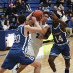 Braves hold off Patriots, 55-53