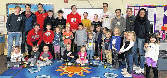 Students of all ages are being educated at Big Walnut Local Schools.