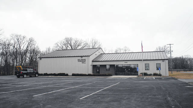 The Delaware Township Hall, which can be rented, is located at 2590 Liberty Road, Delaware.
