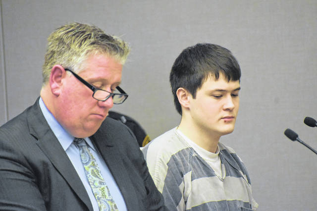 Bartholomew and his attorney, Mark C. Collins, both made statements during the hearing Tuesday.