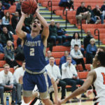 Hinkle nabs All-County POY honors