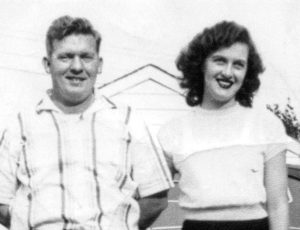 Couple marks 65 years