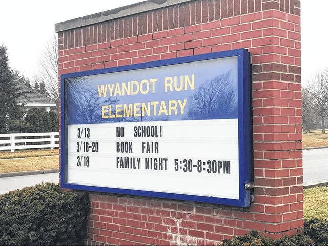 A $134.7 million bond as part of the March 17 ballot issue would allow for the construction of two new elementary schools. OLSD approved additions for three elementary schools, including Wyandot Run (pictured), last year to create additional space.