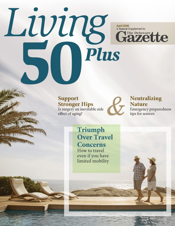 Living 50 Plus | April 2020