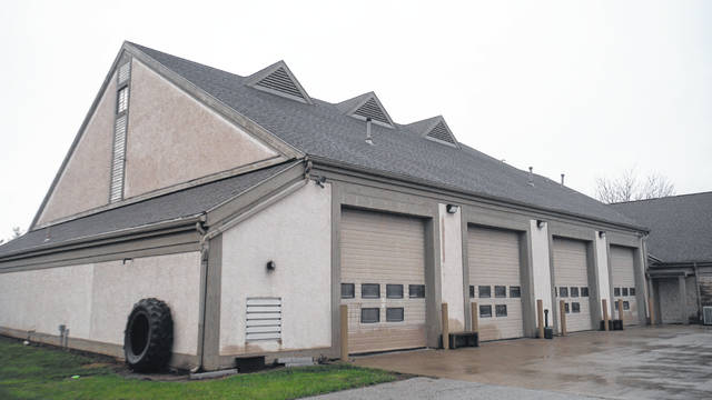 Pictured is Liberty Township Fire Station 321, which is located at 7761 Liberty Road in Powell.