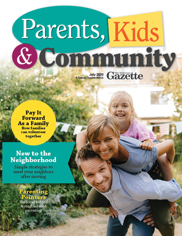 Parenting, Kids & Community July 2020