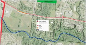 Bike path to be extended