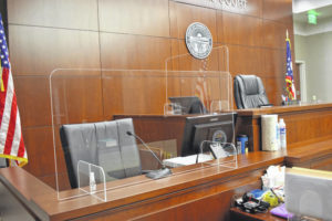 Jury trials resume in county