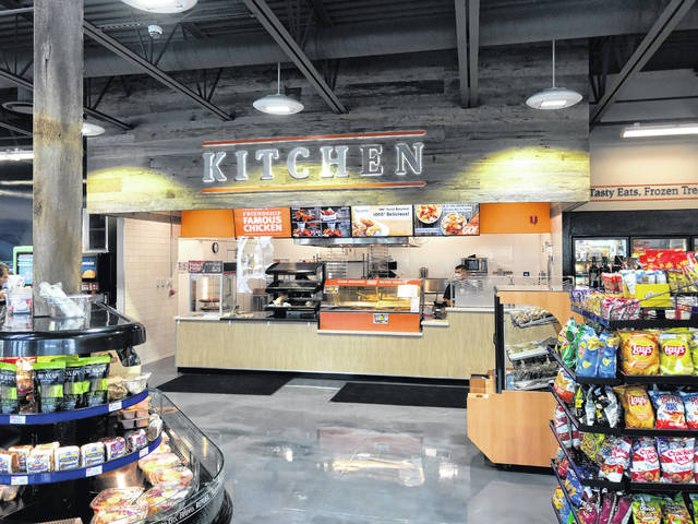 Pictured is a look inside the new FriendShip Kitchen located at 45 Coral Bend Road in Lewis Center.