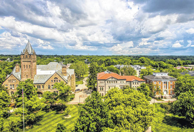 """Ohio Wesleyan is listed in """"Fiske Guide to Colleges 2021,"""" identifying the university as one of the """"best and most interesting"""" schools in the United States, Canada, Great Britain and Ireland."""