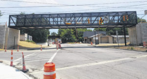 Final paving scheduled for E. William St.