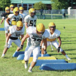 Barons set to ride bulked-up backfield