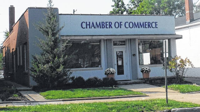 The Sunbury/Big Walnut Chamber of Commerce is located at 39 E. Granville St. in Sunbury.