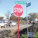 Road projects winding down in county
