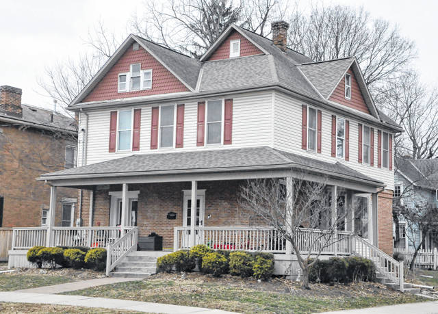 The Family Promise homeless shelter is located at 39 N. Washington St. in Delaware. Executive Director Gwyn Stetler said the home has sheltered 61 households so far this year.