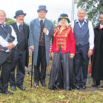 Cemetery walk set for Oct. 11