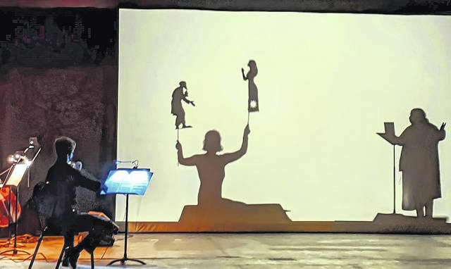With original translations and music, Ohio Wesleyan students have adapted classic Spanish romances in a shadow puppet performance. The show will debut online Nov. 1.