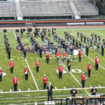 Hayes marching band makes most of 2020