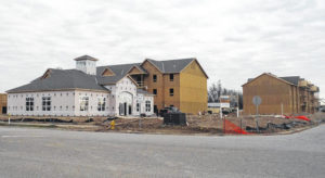 Building, roadwork abounds in Berkshire Township