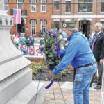 Veterans Memorial rededicated