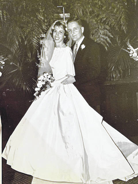 Mike and June Carter