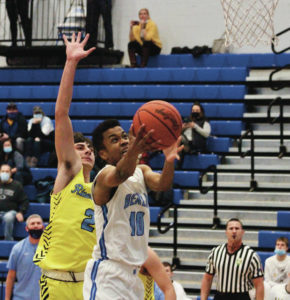 Berlin outlasts River Valley, 37-36