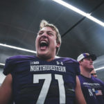 Wrather, Northwestern making most of strange season