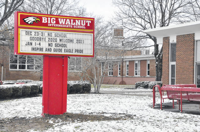 Pictured is Big Walnut Intermediate School at 105 Baughman St. in Sunbury.