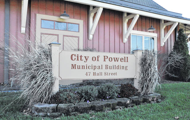 The City of Powell Municipal Building is located at 47 Hall St.