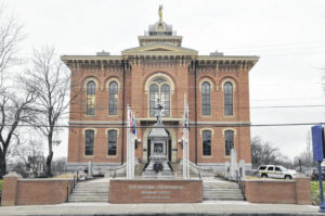 New digs for commissioners