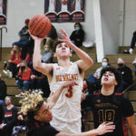 Golden Eagles pull away from Warriors