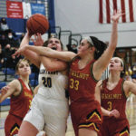 Big half helps Braves ground Golden Eagles