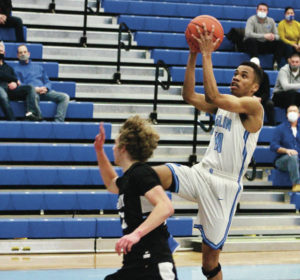 Bears clip Panthers for 1st tourney win