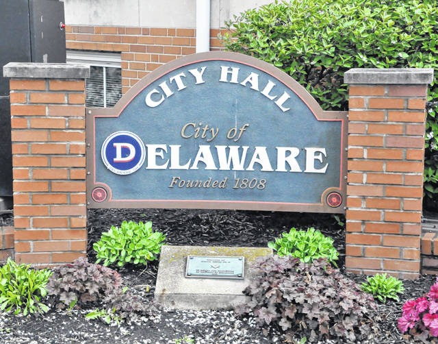 Prior to the pandemic, Delaware City Council meetings were held in Delaware City Hall at 1 S. Sandusky St. Meetings are currently being held virtually.