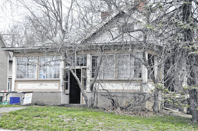 Pictured is the home located at the corner of East Olentangy Street and Grace Drive in Powell. Plans have been presented to the village to transform the property into a private social club.