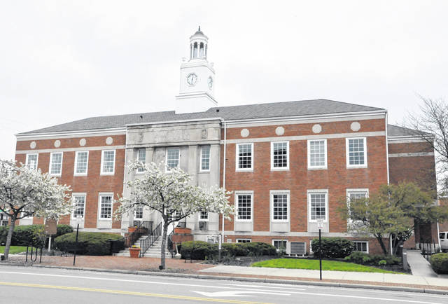Delaware City Hall is located at 1 S. Sandusky St. in downtown Delaware.