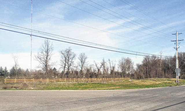 Mt. Royal Avenue in Genoa Township as seen from a stop sign in a recent photo.