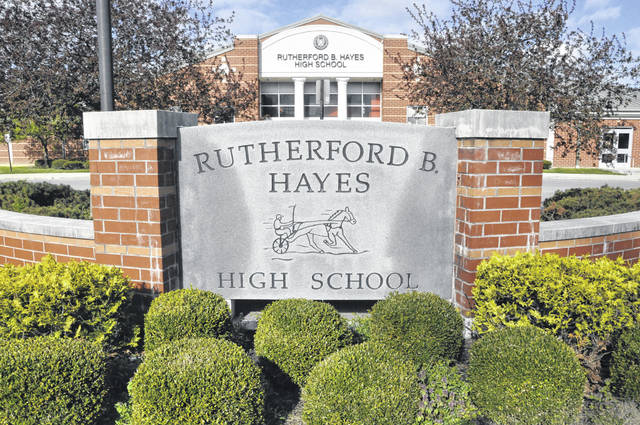 Rutherford B. Hayes High School is located at 289 Euclid Ave. in Delaware.