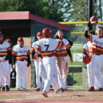 Golden Eagles outlast Barons, 8-7