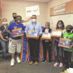 Woodward receives 500 COSI kits