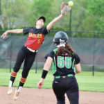 Fast start sends Shamrocks over Eagles