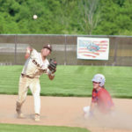 Barons can't climb out of early hole
