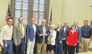 County BOE recognized by LaRose