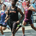 Area athletes compete at state showcase