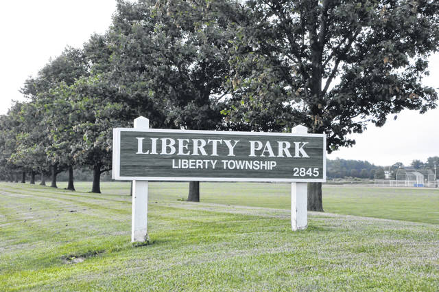 The Liberty Township Administration Office is located at Liberty Park, 2845 Home Road in Powell.