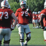 Jones' emergence could lead to OL reshuffling