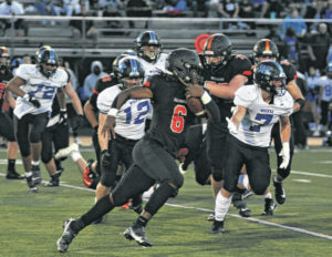 Wolves run away from Pacers, 43-14