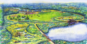 Expanding county parks