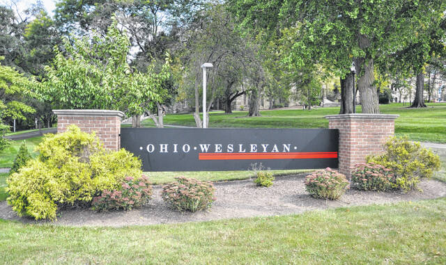 """Ohio Wesleyan University in Delaware received high marks in the """"2022 Best Colleges"""" rankings issued Monday by U.S. News & World Report."""